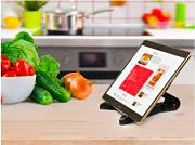 """Sbs Supporto da Tavolo Universale per Tablet  E-Book fino a 10"""" - TASUPPUNIDESK"""