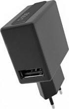 Sbs Caricabatterie da Viaggio USB 2000 Mah per Tablet Nero  TATRAV1USB2A