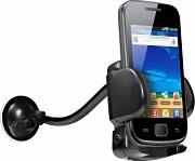 Sbs TE0UCH20W Supporto Auto per Smartphone universale Attacco a ventosa