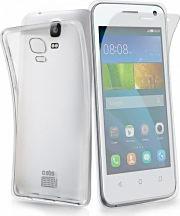 Sbs Cover Custodia Smartphone Huawei Y3  Y360 + Pellicola TEAEROHUY360T