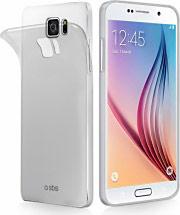 Sbs Cover Custodia Aero in TPU Samsung Galaxy S6 Col. Trasparente TEAEROSAS6T