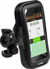 Sbs TEBIKEHOLDERXLK Supporto Bici Smartphone Samsung Galaxy S5 Rotazione 360°