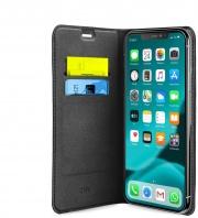 Sbs TEBKLITEP6519K Cover iPhone 11 Pro Max Custodia smartphone Apple a libro Nero