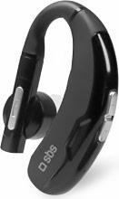 Sbs TEEARSETBT810K Auricolare Bluetooth Wireless con Microfono Tasto di risposta