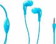 Sbs TEINEARBL Cuffie auricolari stereo con filo Microfono Mp3 Jack 3,5 mm