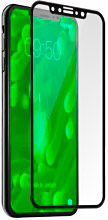 "Sbs TESCREEN4DIPXK Pellicola Vetro temperato Smartphone 5.8"" iPhone X Bordo Nero"