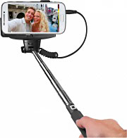 Sbs Asta Selfie Telescopica Universale Lunghezza 1 m TESELFISHAFT