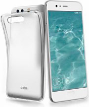 Sbs TESKINHUP10T Custodia Huawei P10 Cover cellulare smartphone TPU Trasparente