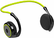 Sbs TESPORTHEADPHBTY Cuffie Stereo Archetto Bluetooth Microfono Tasto Risposta