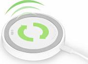 Sbs TEWIRELESSCHG Caricabatterie wireless universale senza fili smartphone USB