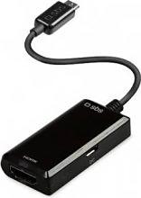 Sbs Adattatore Cavo video Smartphone Tablet MicroUSBHDMI TTCABLETELMHL