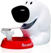 Scotch 88544 Dispenser Scotch Magic Tape Dog