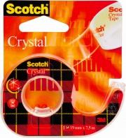 Scotch 98461 Nastro adesivo Nero Rosso
