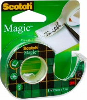 Scotch 98493 Dispenser nastro adesivo Verde Bianco