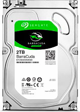 "Seagate Hard Disk Interno HDD 3,5"" 2 Tb Serial ATA III 7200 Gm ST2000DM006"
