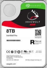 "Seagate ST8000VN004 Hard Disk Interno HDD 3.5"" 8 TB SATA III  IronWolf"