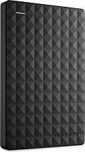 Seagate Hard disk esterno 2TB USB 3.0 col Nero STEA2000400