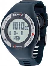 Sector R3251473002 Orologio Uomo Digitale Policarbonato Cinturino Plastica Blu R3251473001