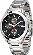 Sector Orologio Uomo Cronografo Acciaio Cinturino Acciaio Argento R3273687001