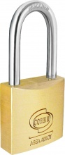 Security Products PL1124000 Corbin Lucchetto Rettang. Arco Lungo mm.40 Pezzi 12