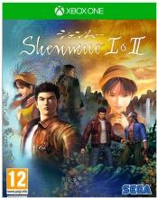 sega 1027605 Videogioco per Xbox One Shenmue HD I & II Azione 12+