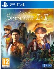 sega 1027608 Videogioco per PS4 Shenmue HD I & II Azione 12+