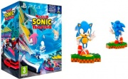 sega 1038297 PS4 Team Sonic Racing Special Edition Azione 3+