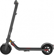 "Segway AA.00.0000.62 Monopattino elettrico 9"" max 20 kmh 300W Grigio Segway Kickscooter E22e"