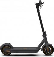 Segway MAX G30 Monopattino Elettrico Max 100 kg 25 kmh Autonomia 65 km Nero