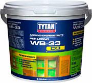 Tytan WB-33 Colla Vinilica idroresistente per legno Vaso 5 kg