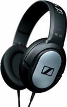Sennheiser Cuffie stereo Mp3 ad Archetto Cuffie On Ear Jack 3.5 mm Nero HD 206