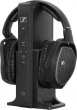 Sennheiser RS 175U Cuffie Wireless senza Fili Cuffia con microfono Nero 508676