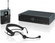 Sennheiser XSW1ME3 Radiomicrofono con Cuffia Nero 506987 XSW 1-ME3-A