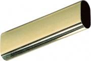 Serviceit S.R.L. 50141002 Tubo Ovale Ottonato mm 30x15 Aste Da cm 100 Pezzi 10