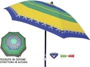 Sessa Ombrellificio 20033 Ombrellone Alluminio Cotone col Assortiti  Special 200