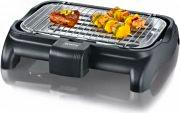 Severin Griglia elettrica Barbecue elettrico da Tavolo 2300W PG9320