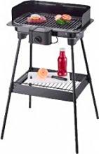 Severin Barbecue Elettrico da Giardino 2300 Watt con Termostato - PG-8523