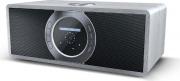 Sharp DR-I470(GR) Radio Internet Stereo Potenza 30 Watt Wifi DAB Bluetooth Grigio DR-I470(GR