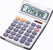 Sharp Calcolatriceda Tavolo El 334 Eb Sharp El 334 Eb
