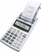 Sharp Calcolatrice Scrivente Calcolatrice Stampante da Tavolo 12 Cifre EL1611PG