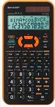 Sharp Calcolatrice scientifica da tasca EL506XBYR