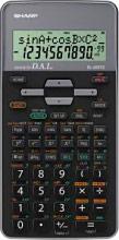 Sharp EL-509TSBGY Calcolatrice Scientifica 12 +12 Cifre 273 funzioni a Batterie - EL-509TSB