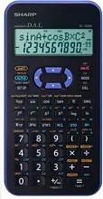 Sharp Calcolatrice Scientifica tascabile 272 funzioni EL-509XB-VL