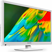 "Sharp LC-24CHF4012EW TV LED 24"" HD Ready DVB-T2S2 TimeShift HDMI USB  ITA"
