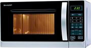 Sharp Forno Fornetto Microonde Combinato Grill 20Lt 800 W R-642 INW