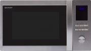 Sharp Forno a Microonde Combinato Grill Ventilato 32Lt 1000W Timer R-922STWE