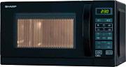 Sharp Forno Fornetto Microonde Combinato Grill 20Lt 800 W R-642 BKW