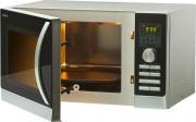 Sharp R-844INW Forno Microonde Combinato Ventilato con Grill 25 lt 900 W Inox
