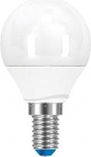 Shot ELD3110X2 Lampadina LED Sfera E27 7,5 W Temperatura 2700K Luce calda