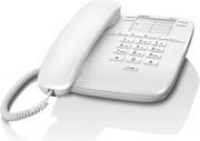 Siemens DA310 WITHE Telefono fisso a filo DA310 bianco